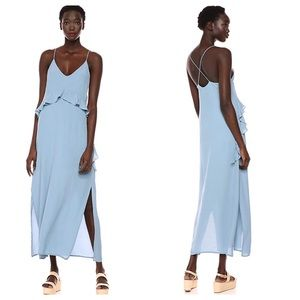 REVOLVE ELLIATT Rapture Maxi Dress Side Splits